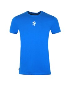 Gym King Mens Blue Origin Tee