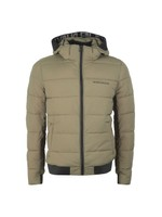 Padded Stretch Puffer