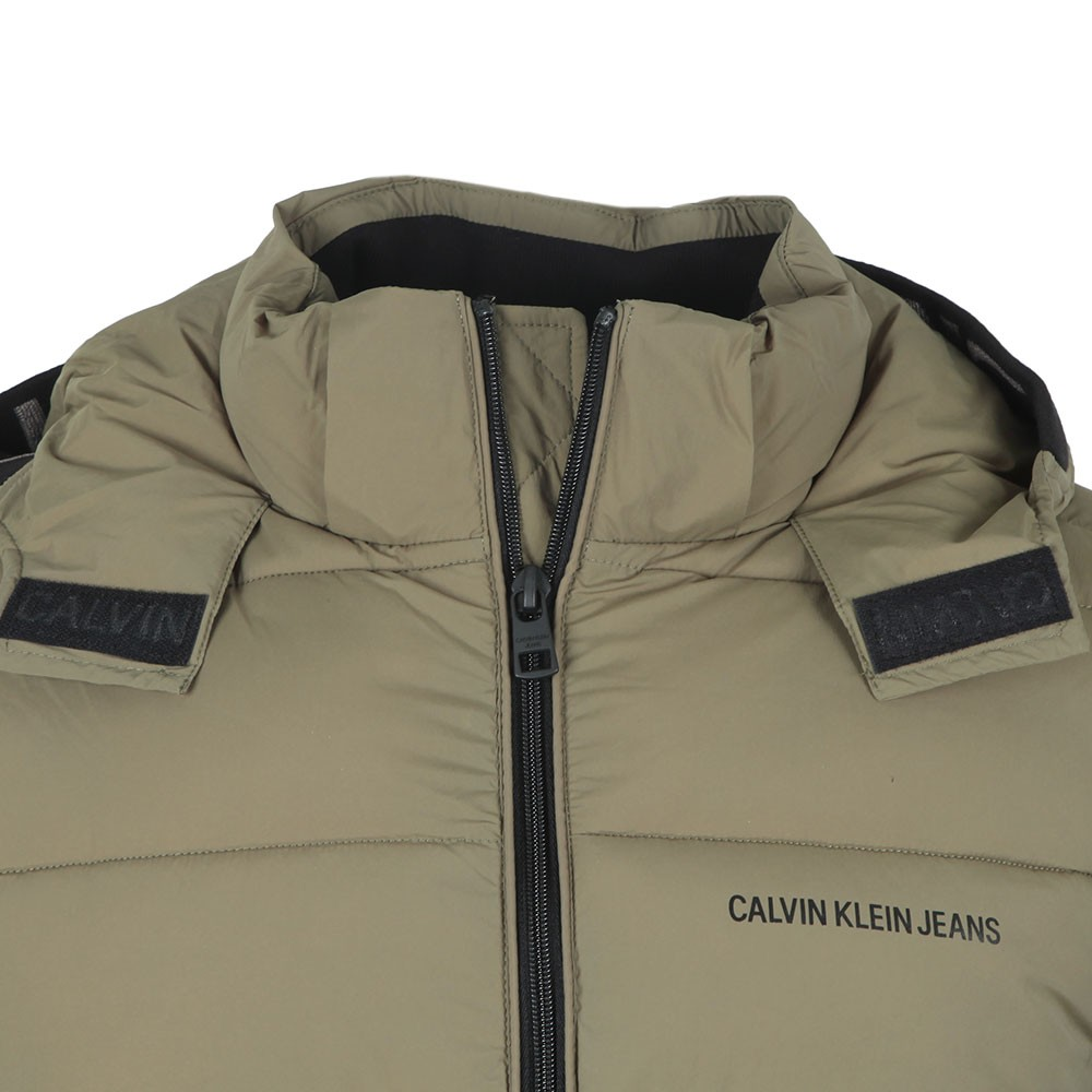 Padded Stretch Puffer main image