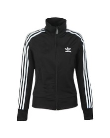 adidas Originals Womens Black Firebird Track Top