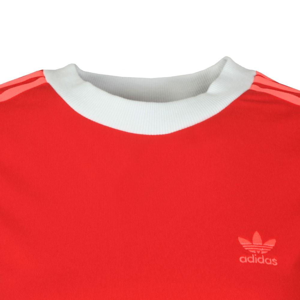 3 Stripes Long Sleeve T-Shirt main image