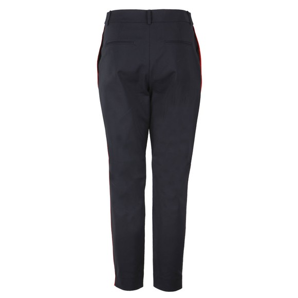 Ted Baker Womens Blue Rayyaa Piping Detail Trouser main image
