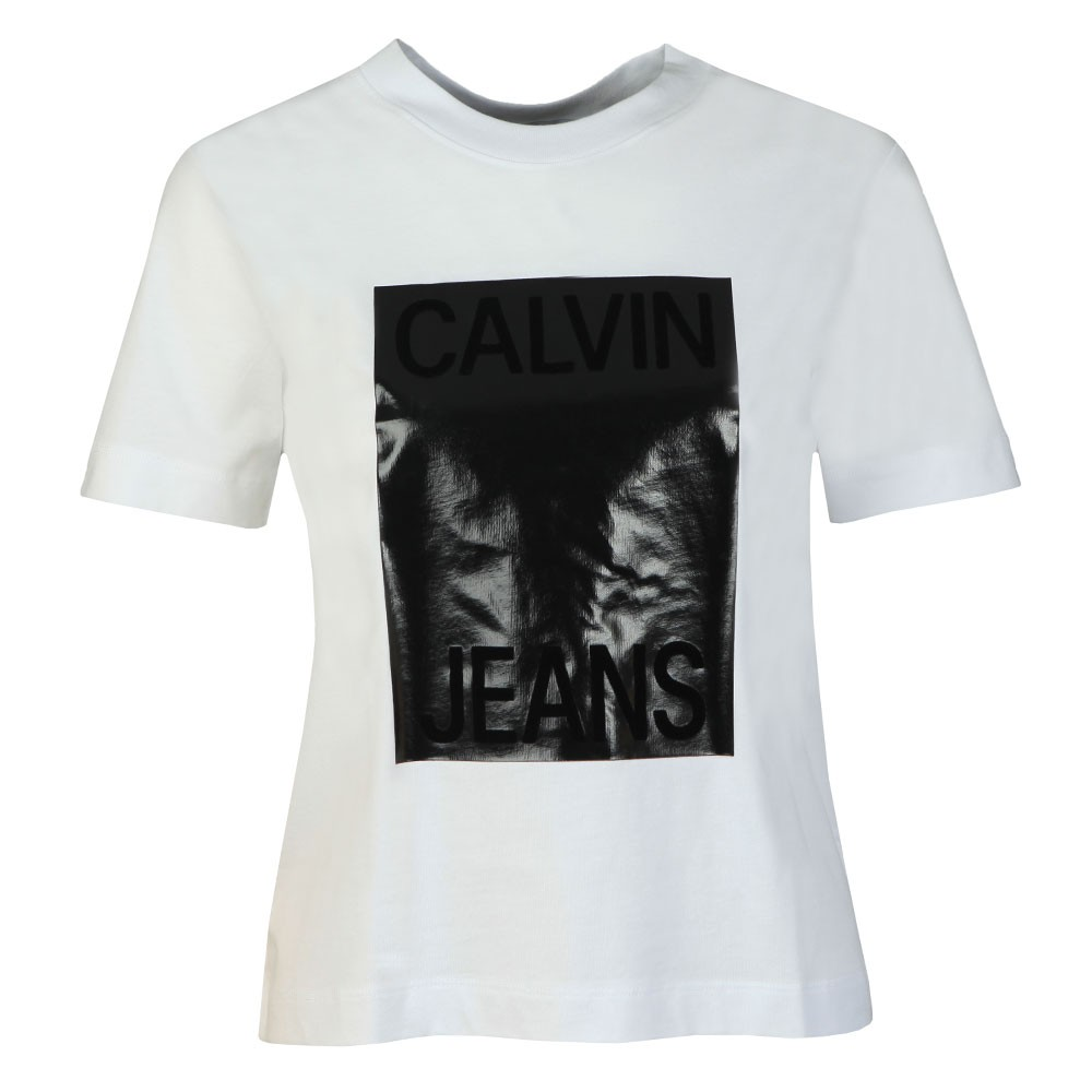 Shiny Calvin T Shirt main image