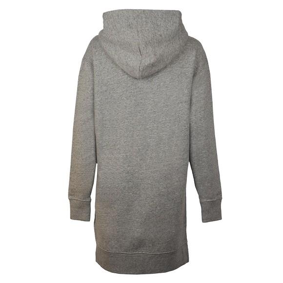 Polo Ralph Lauren Womens Grey Chevron Sweat Dress main image