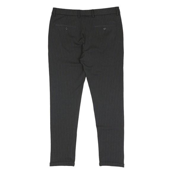 Les Deux Mens Charcoal/Olive Green Como Suit Pant main image