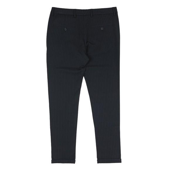 Les Deux Mens Blue Como Suit Pant