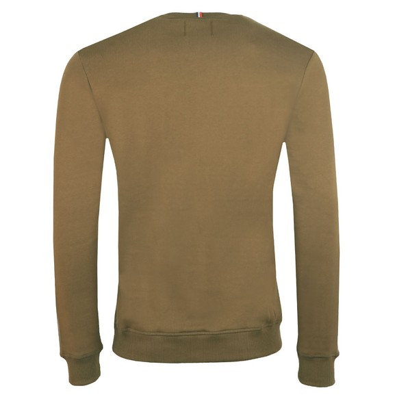 Les Deux Mens Green Piece Sweatshirt main image