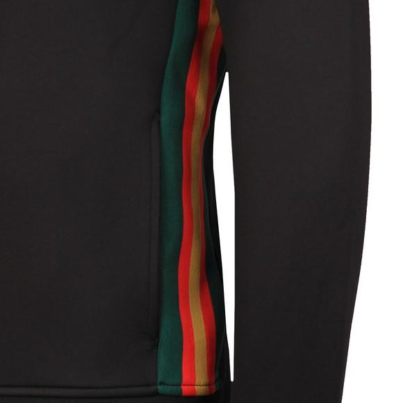 Luke Sport Mens Black Jaguar Full Zip Sweat main image