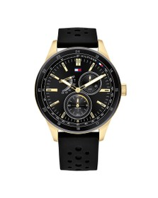 Tommy Hilfiger Mens Black 1791636 Watch