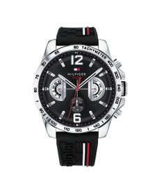 Tommy Hilfiger Mens Black 1791476 Watch