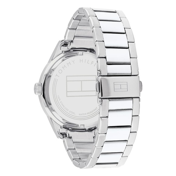 Tommy Hilfiger Mens Silver 1791639 Watch main image