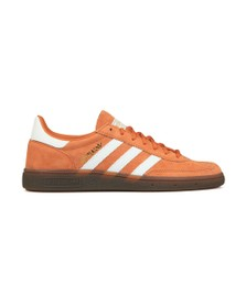 adidas Originals Mens Orange Handball Spezial Trainers