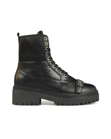Nubikk Womens Black Fae Wave Boot