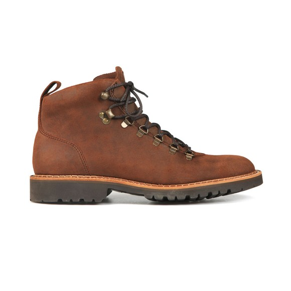 Barker Mens Brown Glencoe Boot