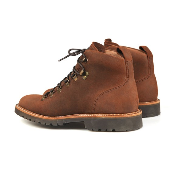 Barker Mens Brown Glencoe Boot main image