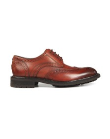 Ted Baker Mens Brown Theruu Brouge