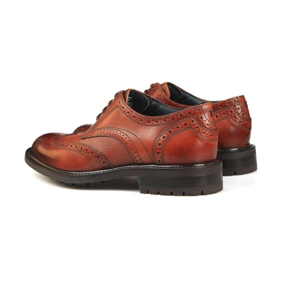 Ted Baker Mens Brown Theruu Brouge main image