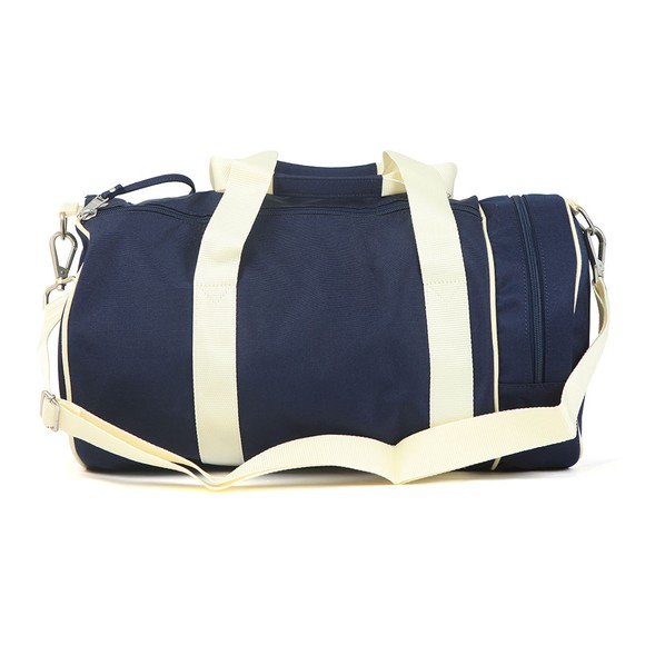 Fred Perry Mens Blue Twin Tipped Barrel Bag main image