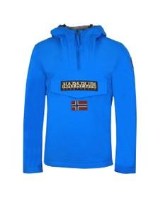 Napapijri Mens Blue Rainforest Winter Jacket