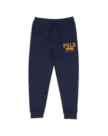 Polo Ralph Lauren Mens Blue Athletic Logo Jogger