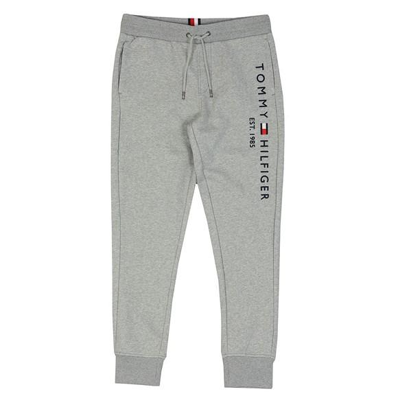Tommy Hilfiger Mens Grey Branded Sweatpants main image