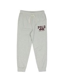 Polo Ralph Lauren Mens Grey Athletic Logo Jogger