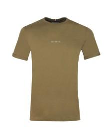 Les Deux Mens Green Lens T Shirt