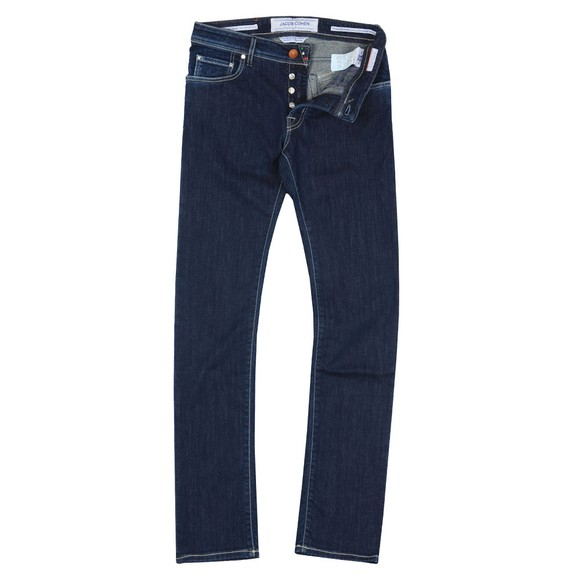 Jacob Cohen Mens Blue J622 Comfort Slim Jean