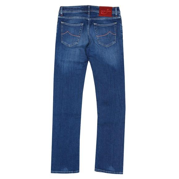 Jacob Cohen Mens Blue J622 Comfort Slim Jean main image