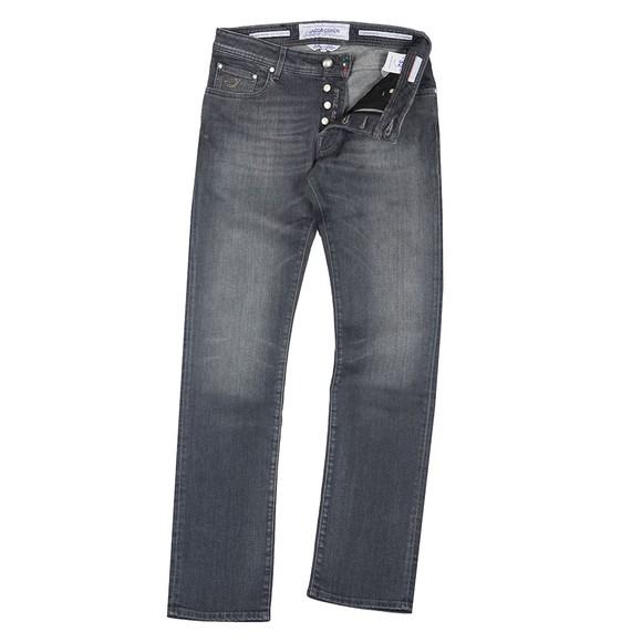 Jacob Cohen Mens Grey J622 Comfort Slim Jean main image