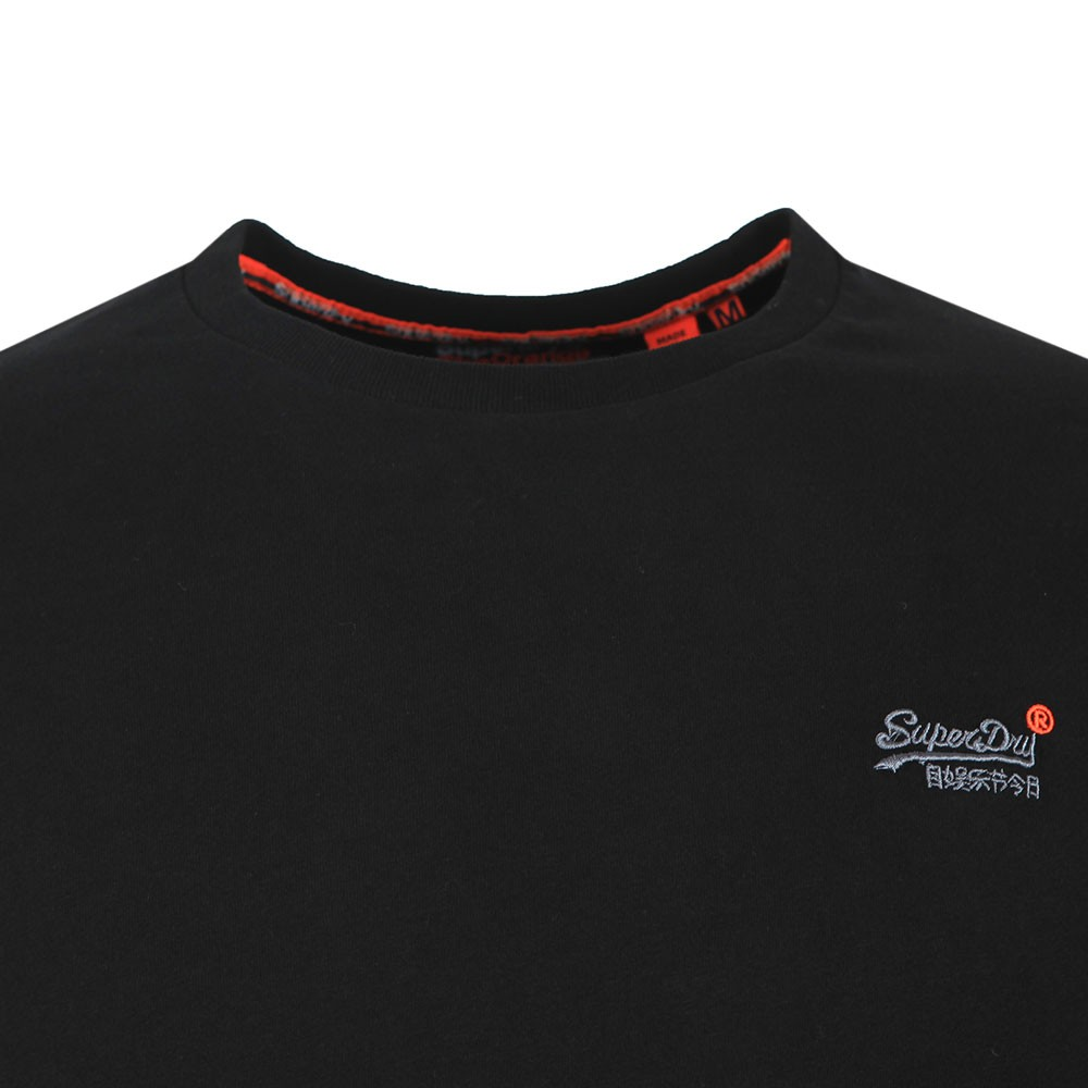 O L Vintage Embroidery LS Tee main image