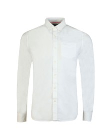 Superdry Mens White Classic University Shirt