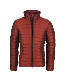 Superdry Mens Red Double Zip Fuji Jacket