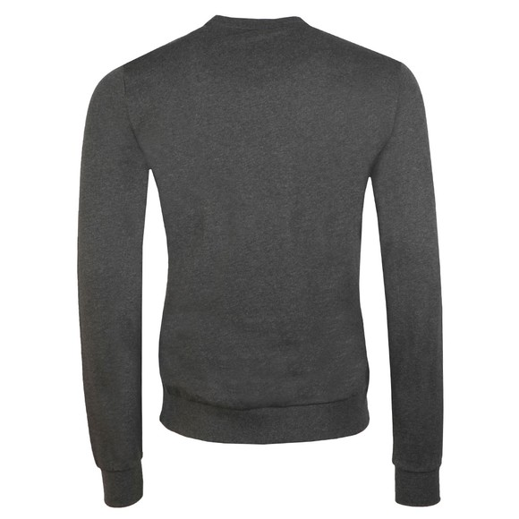 EA7 Emporio Armani Mens Grey Branded Sweatshirt main image
