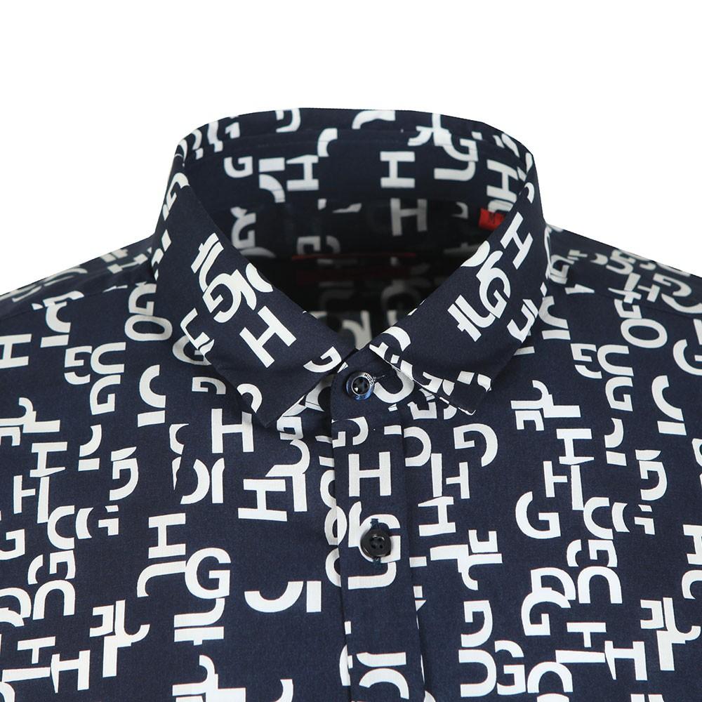Ero3 Patterned Shirt main image
