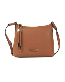 Michael Kors Womens Brown Lexington Bag