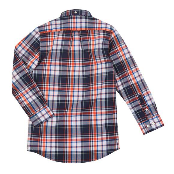 Gant Boys Multicoloured Boys  Madras Shirt