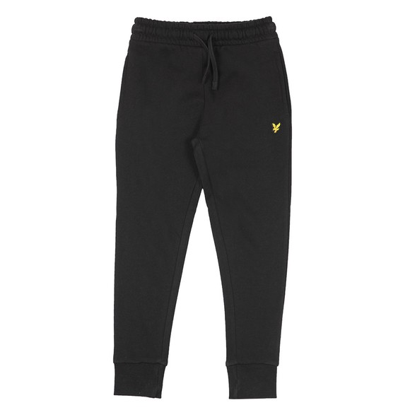 Lyle And Scott Junior Boys Black Classic Jogger