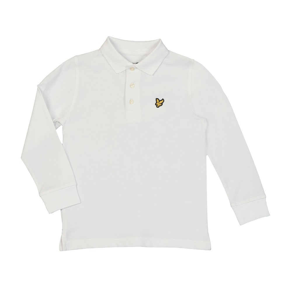 Classic Long Sleeve Polo Shirt main image
