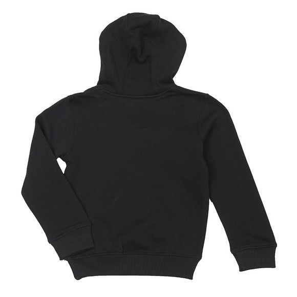 Lyle And Scott Junior Boys Black Classic Overhead Hoody main image