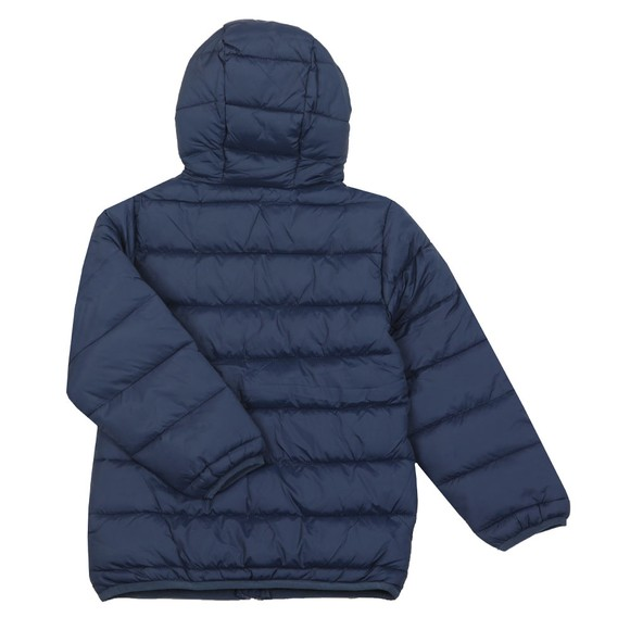Lyle And Scott Junior Boys Blue Puffer Jacket main image