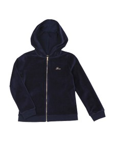 Guess Girls Blue Girls Full Zip Hoody
