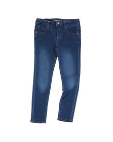 Guess Girls Blue Skinny Jegging