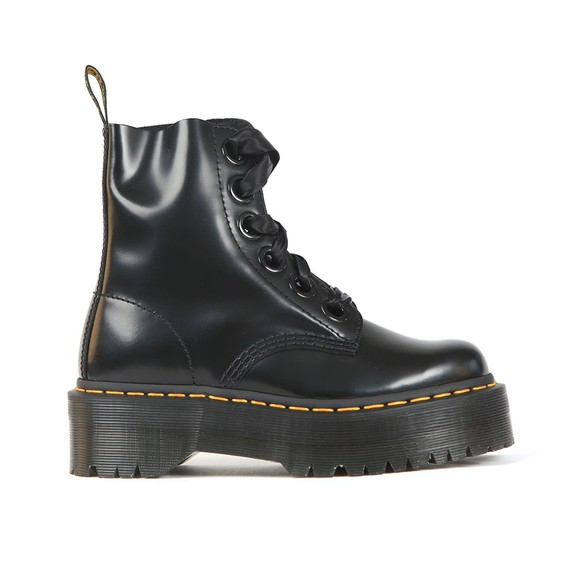 Dr. Martens Womens Black Molly Boot main image