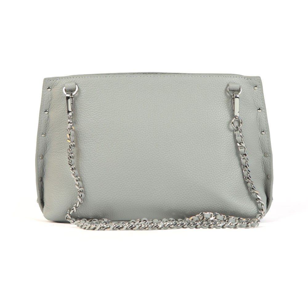 Jemira Bow Stud Clutch Bag main image