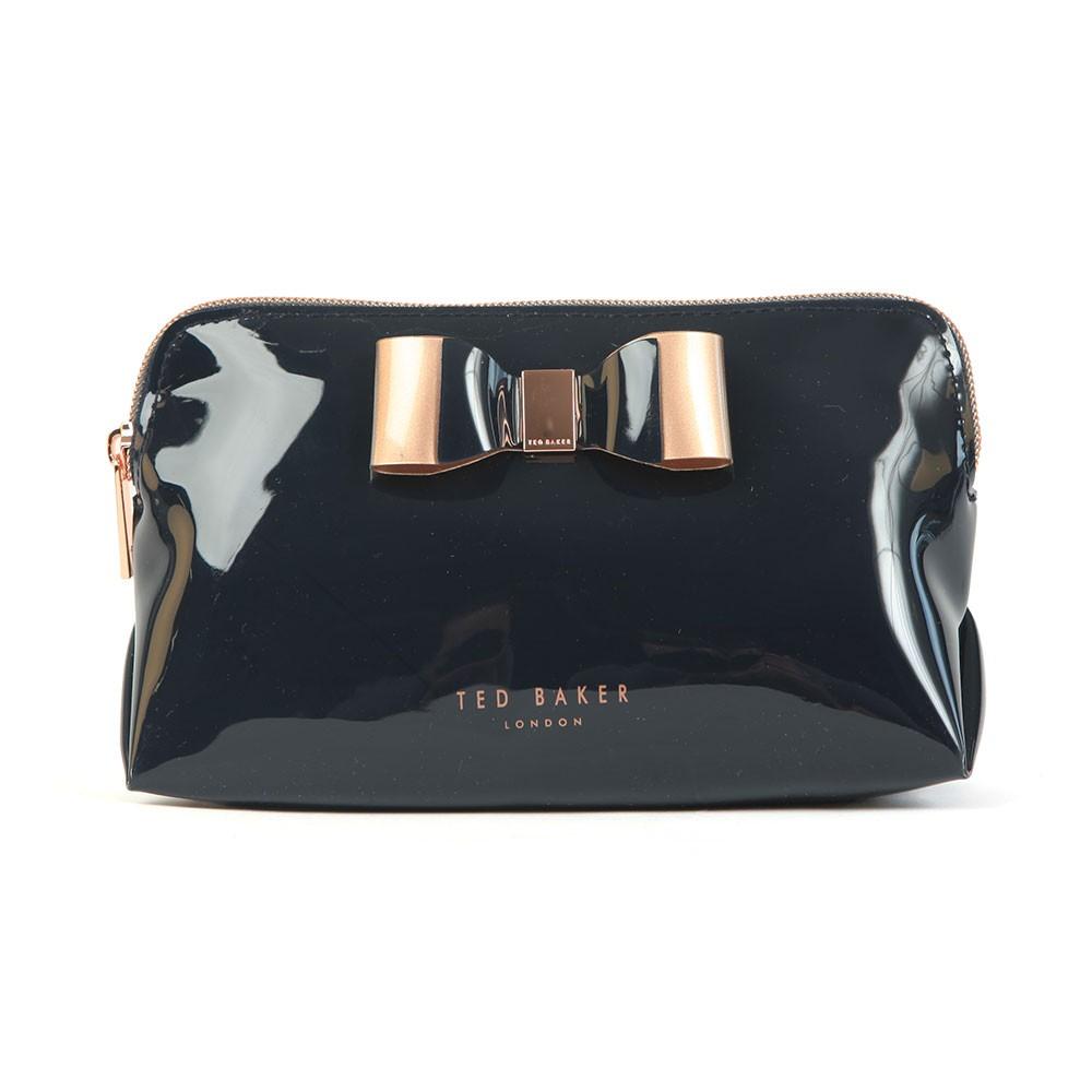 Vivekah Bow Detail Make Up Bag main image