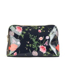 Ted Baker Womens Blue Agenina Hedgerow Washbag