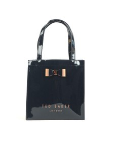 Ted Baker Womens Blue Silcon Soft Small Icon Bag