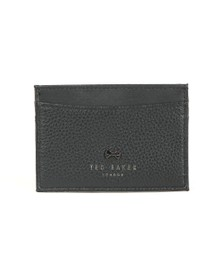 Ted Baker Womens Black Lissie Bow Card Case Holder