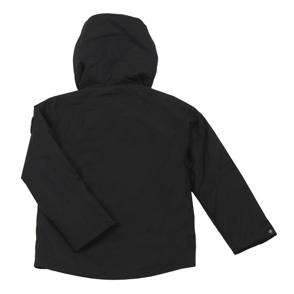 C.P. Company Undersixteen Boys Black Pro Tek Hooded Jacket main image